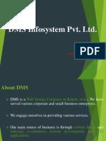 DMS Infosystem Training Program Structure
