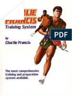 The Charlie Francis Training System 130905093742