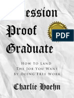 Recession Proof Graduate - Charlie Hoehn
