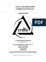 2014 Combined CANDIDATE Manual
