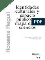 Identidades Culturales y Espacio Publico