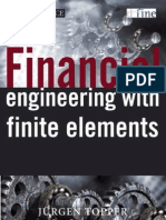 Blog for Fina With Finite Elements