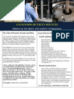 Lockdown Security Capabilities Overview