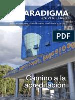 Revista Paradigma Universitario