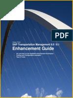 SAP TM Enhancement Guide