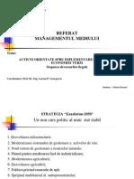Prezentare M.M.- Strategia Kazahstan