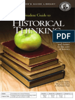 Historical Student Guide