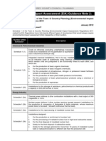 Guidance Note 2 Schedule 1 Jan 2012