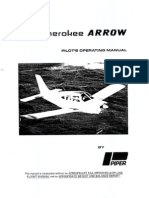 Piper Arrow II POH