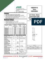dioda HDioda HER303G-18