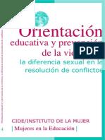 7.Orientacion Educativa y Prevencion de La Violencia