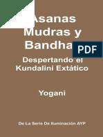 Mudra Asana y Bandha