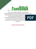 Arti Surat Al-Faatihah