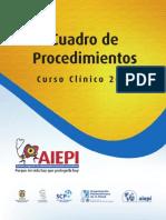 Aiepi Cuadro de Procedimientos 2012