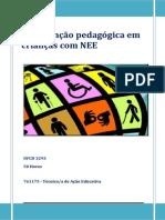 UFCD_3293_Intervenção pedagógica em crianças com NEE_índice