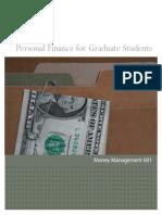 Money management Graduate Students