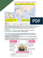 crise do Império Português no Oriente