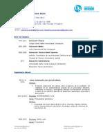 Curriculum k.saravia