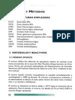 Supervivencia. - Farmacologia de Venenos Y Antivenenos de Serpientes Vol II