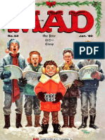 Mad Magazine January 1960