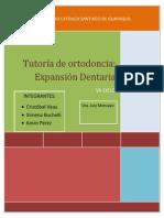 Tutoria Ortodoncia II