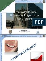 Sísmica Diplomado RR.HH para Proyectos
