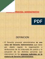 NOCIONES BÁSICAS DEL PROCEDIMIENTO ADMINISTRATIVO