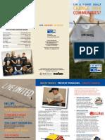 2012NEMN UW Kooch_Brochure