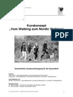 BdR Kuhnt Vom Walking Zum Nordic Walking 070905