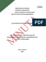 Metodologia para recebimento, manutenção e desempenho de lastro