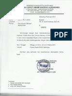 Dody Firmanda 2014 - RSUD Ajibarang Kabupaten Banyumas Jawa Tengah 30-31 Maret 2014