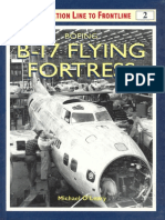 B-17 Flying Fortress - Production Line to Front Line - M. O'Leary (Osprey, 1998) WW