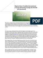 The Seedbed Blog by Chase Franklin International Ministries