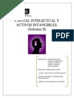 Capital Intelectual y Activos Intangibles