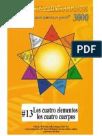 013 Los Cuatro Elementos y Los Cuatro Cuerpos P3000 2013
