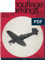 Camouflage and Markings 8 - Boulton Paul Defiant