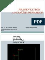 Binga Bogdan Advanced Dynamics 2012-2013