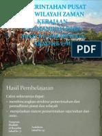 Bab 6 Pemerintahan Pusat Dan Wilayah Zaman Kerajaan Uthmaniyah Pada