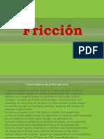 friccion
