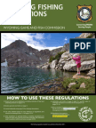 WYoMinG FiShinG ReGulationS