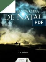 eBook Santa Obra Natal Spurgeon