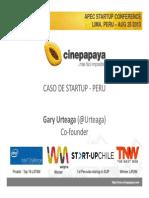 Caso Cine Papaya-APEC