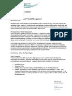 Best Practices for Revit Model Management