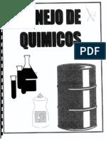 Manejo de Quimicos