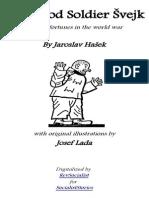 Hasek-The Good Soldier Svejk