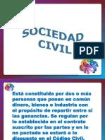 Presentacion Sociedad Civil