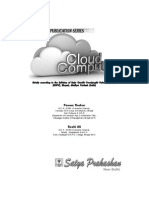 Cloud Computing by Pawan Thakur