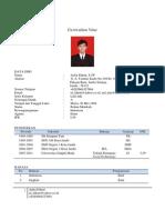 CV Aulia Fahmi New