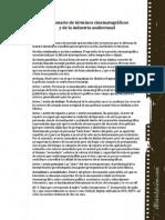 Diccionario Cinematografico