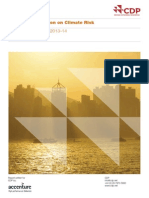CDP Supply Chain Report 2014